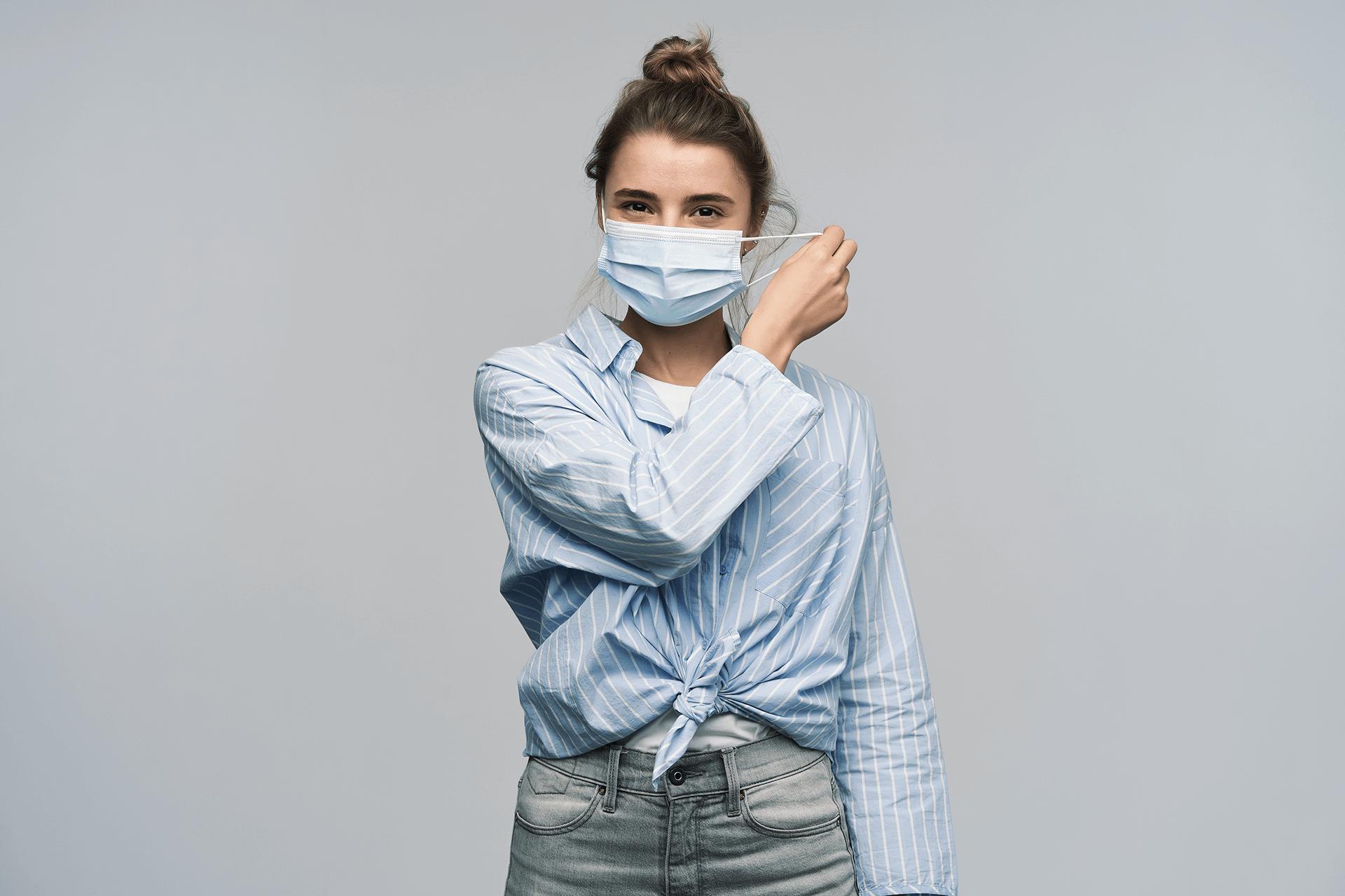Doenças bucais também são fator de risco para covid-19