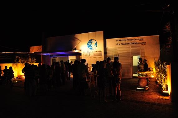 Coquetel de inauguração da Maxillo Facial Center agita a noite londrinense
