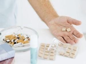 Chicletes de nicotina aumentam risco de câncer na boca