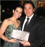"""Lançamento do Livro """"Profissionais do Ano 2010"""" agita a noite Londrinense."""