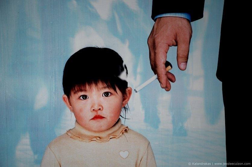 Fumo passivo aumenta o risco de cáries dentárias em crianças